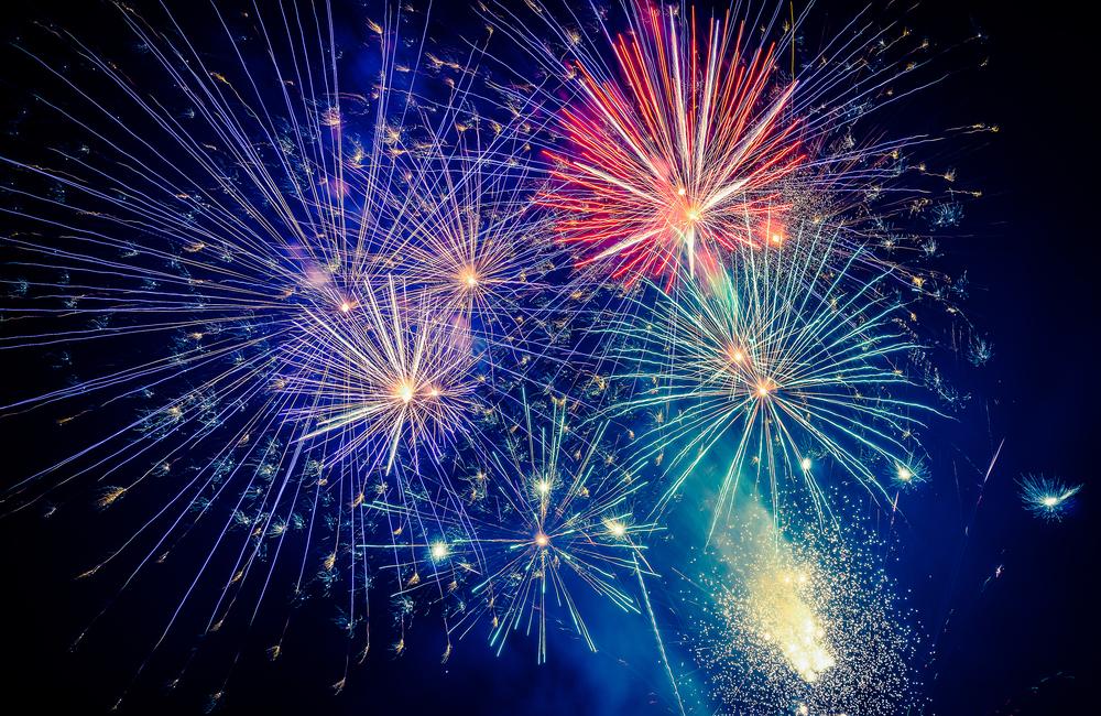 bespoke fireworks displays